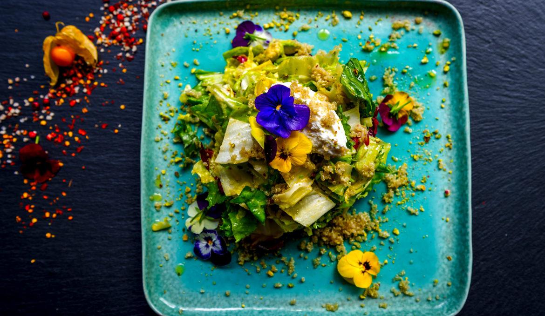 Salata verde mesclun
