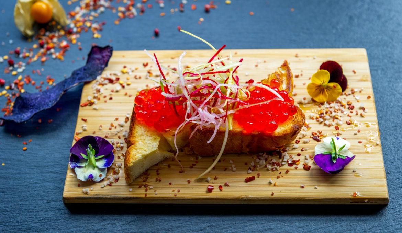 Caviar rosu manciuria