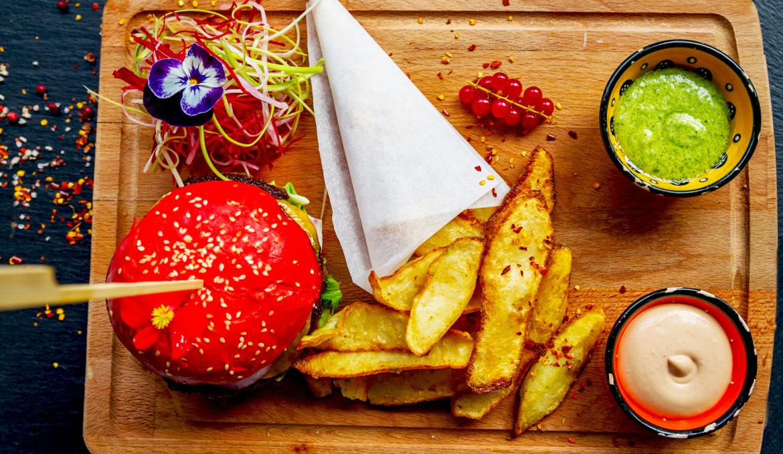 Burger Mandaloun
